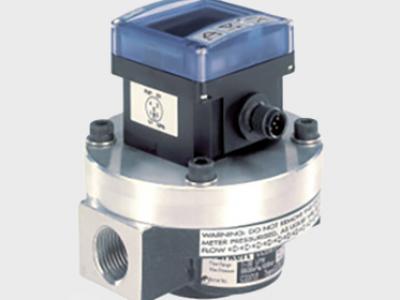 Burkert Type 8072 Positive Displacement Flow Sensor/Switch