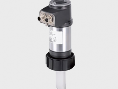 Burkert Type 8026 Insertion Element Paddlewheel Flow Transmitter
