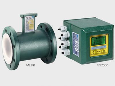 Isoil ML210 Converter with MS2500 Sensor