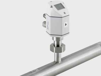 Burkert Type 8008 Gas Flowmeter