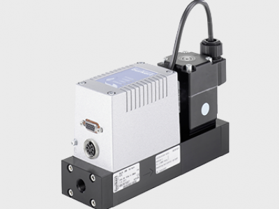 Burkert Type 8626 Mass Flow Controller for Gases