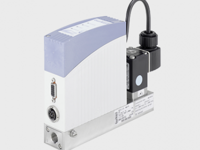 Burkert Type 8712 Mass Flow Controller for Gases