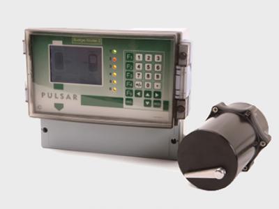 Pulsar Sludge Finder for Level Control