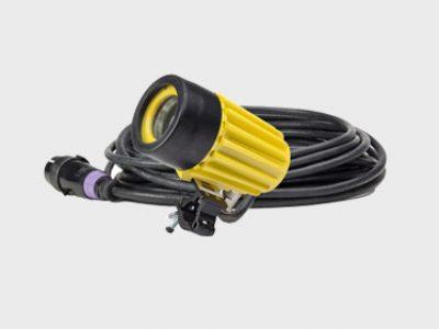 SA Equip SABL 120A24 ATEX Blast Light Torch