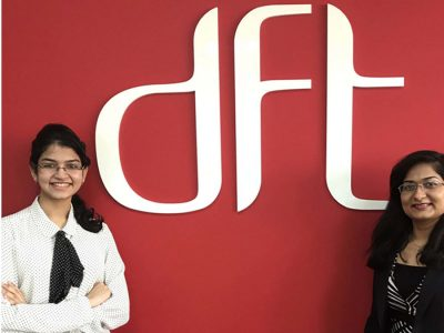 DFT Sales Team Grows 2018