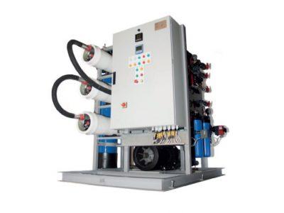 Reverse Osmosis Watermaker
