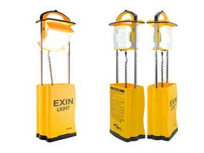EXIN Portable LIghts