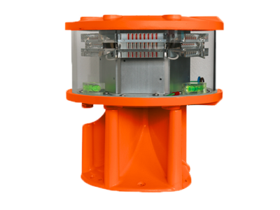 Q-Explosion Proof Obstruction Light