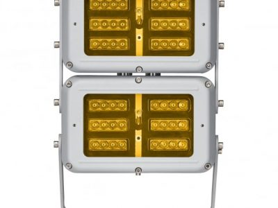 Raytec SPARTAN FL48 Wildlife Friendly Floodlight Zone 1/21 600nm 10,000 Lumens