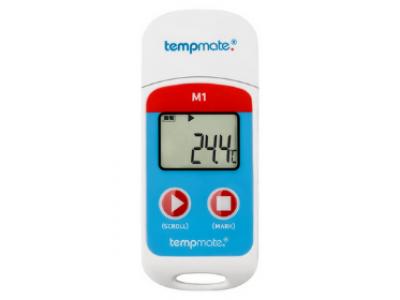 Signatrol tempmate-M1 Multi-use USB Temperature Data Logger
